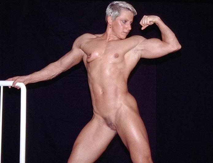 порно картинки культуристок